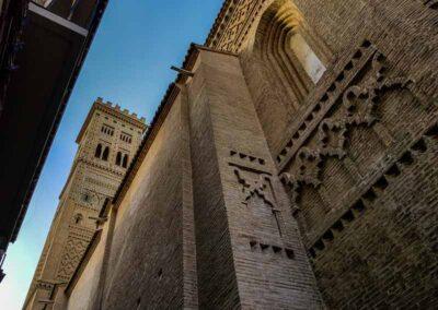Restauración Iglesia de la Magdalena (Zaragoza)